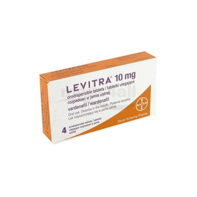When will levitra be generic