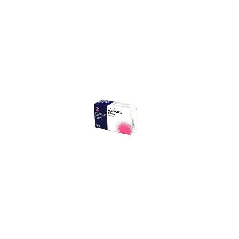 remeron 30 mg yan etkileri