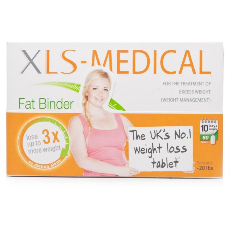 Fat binders on prescription