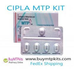 MTP kit-mifépristone et du misoprostol pour l'avortement