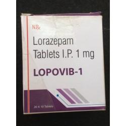 Ativan Lorazepam
