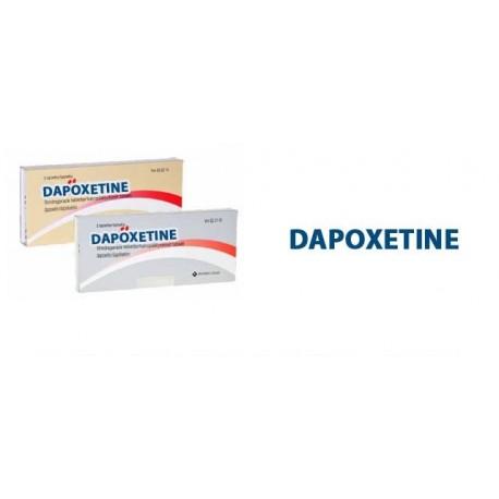 Dapoxetine 30mg Online Pharmacy Store