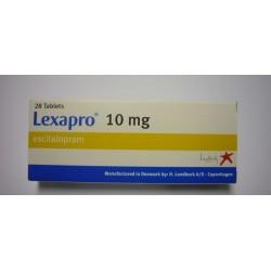 Lexapro (Escitalopram 10mg)