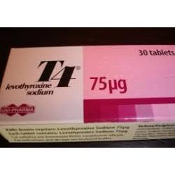 Levothyroxine Sodium [T4]