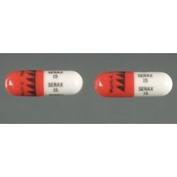 Serax 15mg 90 Pills